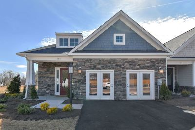 Albemarle County Townhome For Sale: 375 Claibourne Rd