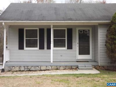 Greene County Single Family Home For Sale: 864 West Daffodil Rd