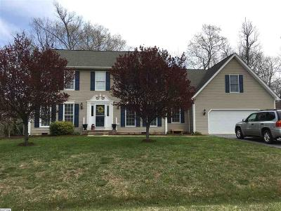 Stuarts Draft Single Family Home For Sale: 142 Rutherford Ln