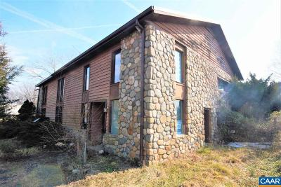Single Family Home For Sale: 23246 Clarks Mountain Rd