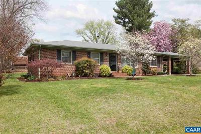 Single Family Home For Sale: 2124 Cypress Dr