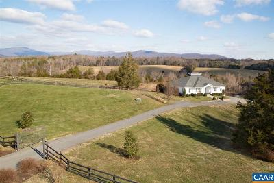 Albemarle County Single Family Home For Sale: 4004 Cannon Brook Way