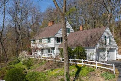 Staunton Single Family Home For Sale: 893 Blue Ridge Dr