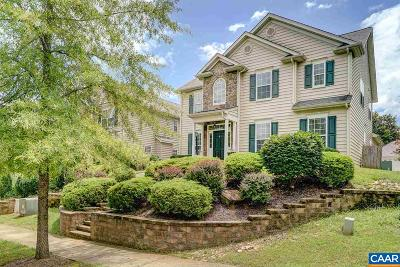 Crozet Single Family Home For Sale: 1866 Bargamin Loop