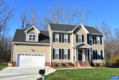 Louisa Single Family Home For Sale: Lot 86 Richardson Dr