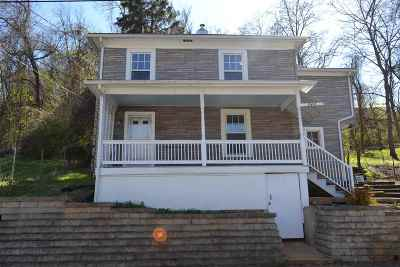 Staunton VA Single Family Home For Sale: $105,000