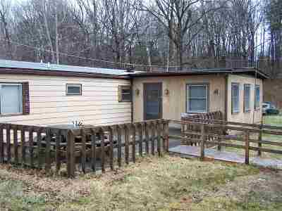 Single Family Home For Sale: 301 See More Dr