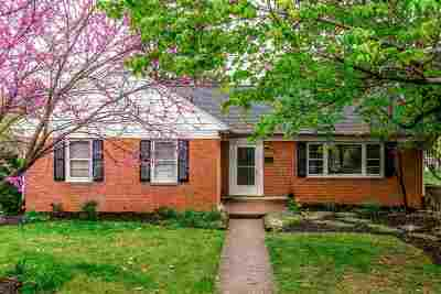 Harrisonburg Single Family Home For Sale: 340 New York Ave