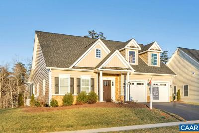 Fluvanna County Single Family Home For Sale: 36 Crape Myrtle Dr