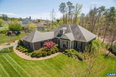 Keswick Single Family Home For Sale: 3363 Darby Rd