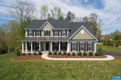Keswick Single Family Home For Sale: 3584 Carroll Creek Rd