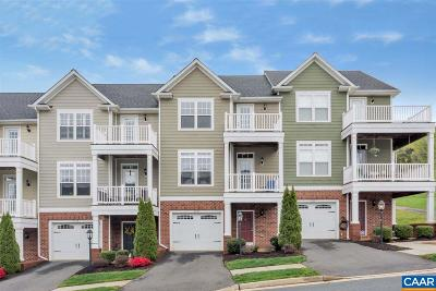 Pavilions At Pantops Townhome For Sale: 2132 Sundown Pl
