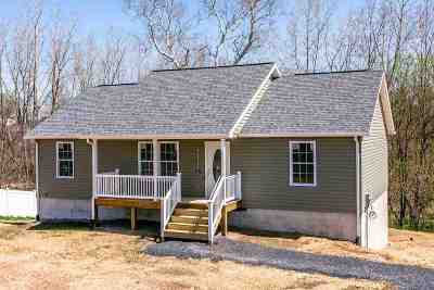 Timberville Single Family Home Sold: 14980 Woodcreek Ln