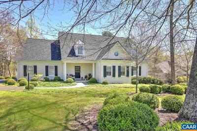 Albemarle County Single Family Home For Sale: 3420 Cesford Grange