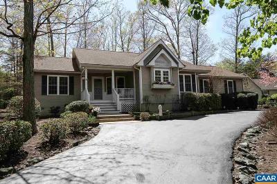 Lake Monticello Single Family Home For Sale: 2 Drew Ct