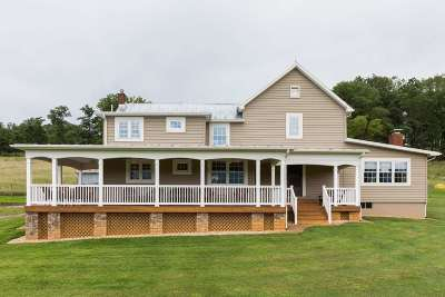 Rockingham County Farm For Sale: 7621 John Brock Rd