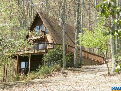 Single Family Home For Sale: 5273 Cub Creek Rd