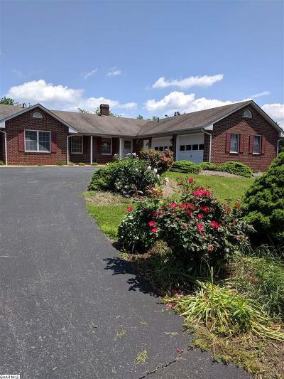 Stuarts Draft Single Family Home For Sale: 70 Sylvan Dr