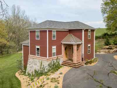 Harrisonburg Single Family Home For Sale: 2550 Ramblewood Rd