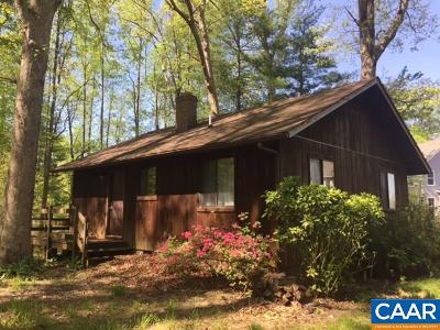 Single Family Home For Sale: 6515 Spring Hill Rd