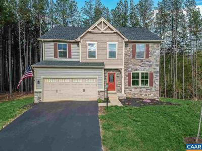 Fluvanna County Single Family Home For Sale: 366 Manor Blvd