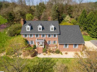 Mount Crawford Single Family Home For Sale: 1251 Windsor Ln