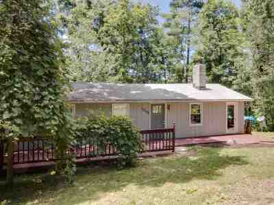 Rockingham County Single Family Home For Sale: 10238 Rooster Ridge Ln