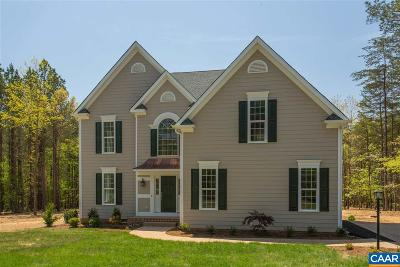 Fluvanna County Single Family Home For Sale: 7 Pine Shadow Ct