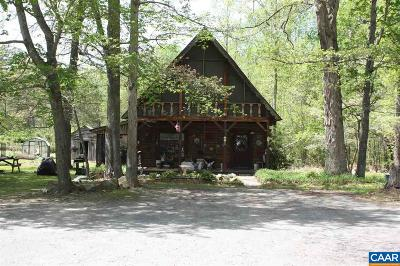 Fluvanna County Single Family Home For Sale: 316 Crossings Dr