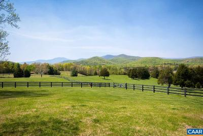 Albemarle County Single Family Home For Sale: 5789 Free Union Rd