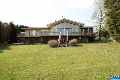 Louisa Single Family Home For Sale: 1753 N Lakeshore Dr