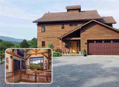 Shenandoah County Single Family Home For Sale: 216 Edinburg Gap Rd