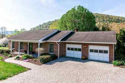 Rockingham County Single Family Home For Sale: 12257 Brocks Gap Rd