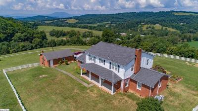 Single Family Home For Sale: 80 Mt Atlas Rd