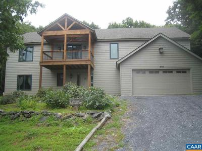 Single Family Home For Sale: 103 South Forest Dr