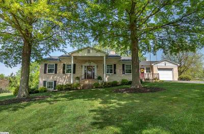 Augusta County Single Family Home For Sale: 24 Myers Ln