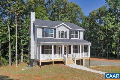 Single Family Home For Sale: 3859 Advance Mills Rd