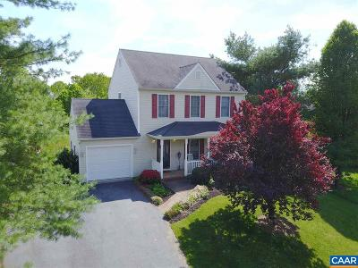 Single Family Home For Sale: 1104 Autumn Hill Ct