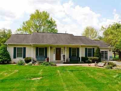 Shenandoah County Single Family Home For Sale: 1663 Shipwreck Dr