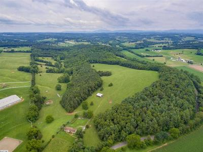 Augusta County Lots & Land For Sale: 174 Burketown Rd