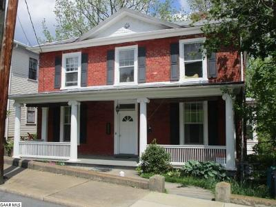 Multi Family Home For Sale: 223 N Jefferson St