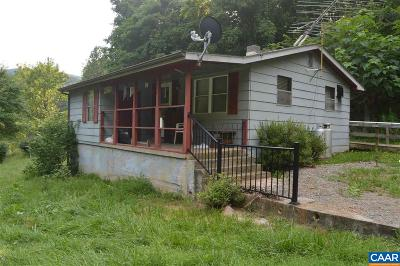Greene County Single Family Home For Sale: 2291 Mutton Hollow Rd