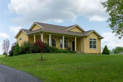 Augusta County Single Family Home For Sale: 109 Pleasant Hill Ln