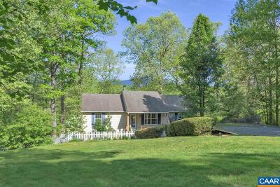 Single Family Home For Sale: 510 Jonquil Rd
