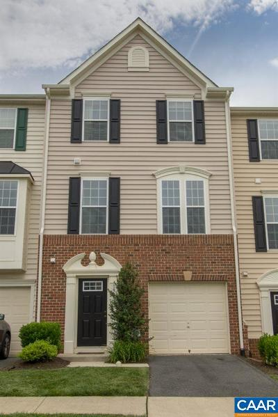 Townhome For Sale: 1989 Asheville Dr