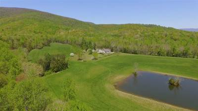 Nelson County Single Family Home For Sale: 245 Cold Creek Ln