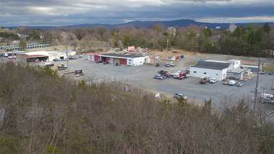 Harrisonburg Commercial For Sale: 560 Waterman Dr