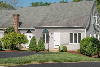 Augusta County Townhome For Sale: 181 Idlewood Blvd