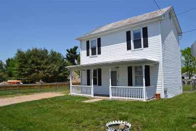 Rockingham County Single Family Home For Sale: 102 Fifth St