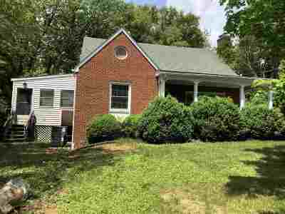 Harrisonburg Single Family Home For Sale: 1443 Hillside Ave